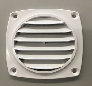 0819243 Louvered Vent