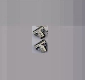 Stainless Rail T-Fittings