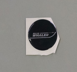 1021054 Steering Cap Logo